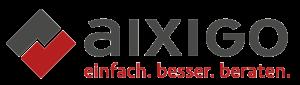 Homepage - aixigo - Logo