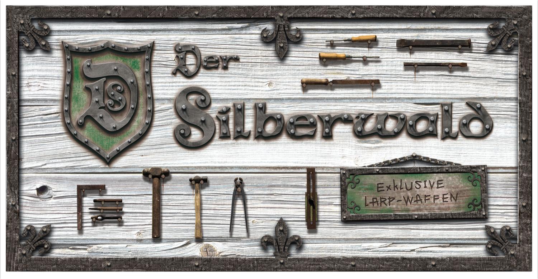 Corporate Design - Artwork - Der Silberwald