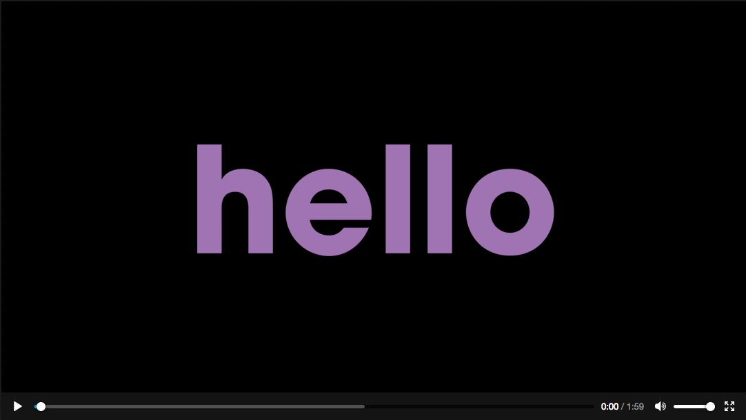 Imagefilm - von und für fellowz