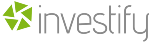 Unternehmensfilm - investify - logo
